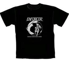 ENFORCER - Death Rides This Night - T-Shirt - Größe Size XXL - Neu