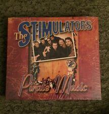 The Stimulators Pirate Music CD New!