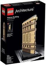 Lego Arquitectura 21023 Flatiron Edificio NUEVO EMBALAJE ORIGINAL MISB