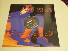 Mylène FARMER Fuck them all maxi 12'' 45T 3 remixes 2005NEUF MINT sealed cello