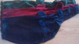 Smallpipes: Smallpipe -Velvet Bag Cover
