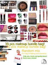 Lot of 30 MIX Makeup No Duplicates NEW Wholesale Bundle Brands Hard Candy, Nyx +