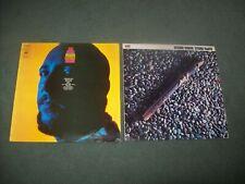 Job lot 7 jazz LPs Herbie Mann, Arturo Sandoval, Walter Wanderley, Santana etc.