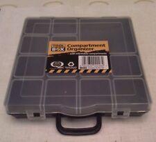 Herramienta box/hobbies compartimento organizador (portaherramientas con separadores amovibles)