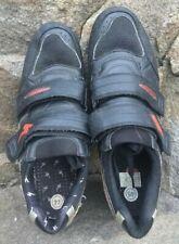 Zapatos vintage de ciclismo