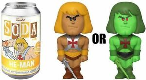Vinyl Soda: Masters of the Universe - He-Man (Chance of a Chase)