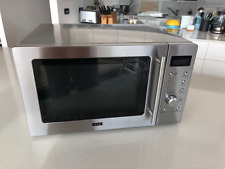 Ilve Microwave Oven Wd900esl28 900w 28 Litre Stainless Steel Trim Kit