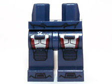 NEW LEGO - Figure Legs - Super Heroes - Iron Patriot pants - 30168 Gun Mounting
