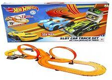 Hot Wheels Slot Car Race Track Set Beginner Level - And Brand-New