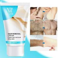 Unisex Leg Pubic Body Smooth Skin Hair Removal Cream Soft Painless 6 J1J3