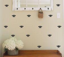 Bee Vinyl Wall Decal-Honey Bee-Designer Decor-Home Decor-Bedroom Decor-BumbleBee