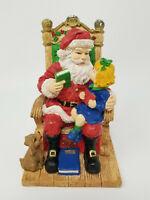 Vintage 1995 Santas from Around the World American Santa Figurine
