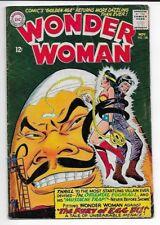 Wonder Woman #158 1965 5.0 VG/FN