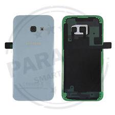 Original Samsung SM-A520F Galaxy A5 (2017) - Akkudeckel / Back Cover Sky Blau