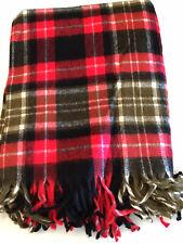 Vintage Troy Dorr Leisure Throw Blanket NWT