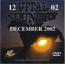 ETV Vital Country DVD - December 2002