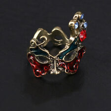 Fashion Retro Mask Face Style Ring Punk Finger Ring Band Loop Jewelry New