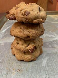 Pecan Cookies. 1 dozen large. Made fresh by order.