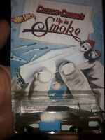 Custom Hot Wheels 65 Impala Cheech And Chong Movie Car On Custom Card
