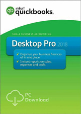 New INTUIT QuickBooks Desktop Pro 2018🔥Fast eDelivery🔥-80%OFF