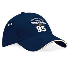 95th Birthday Gift Present Idea For Men Women Ladies Dad Mum Happy 95 Hat