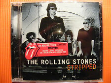 CD The Rolling Stones / Stripped – Rock Album 2009 - Remasters - OVP