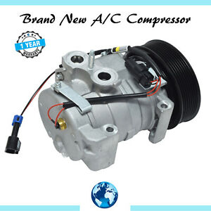 2012-2013 Freightliner 108SD, 2012-2015 Western Star 4700 New A/C Compressor