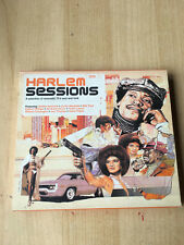 Coffret 2 CD Harlem Sessions - Cinematic 70's Soul and Funk