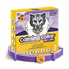 Zen Panther Calming Collar for Cats – Pheromone Cat Calm - 15 In