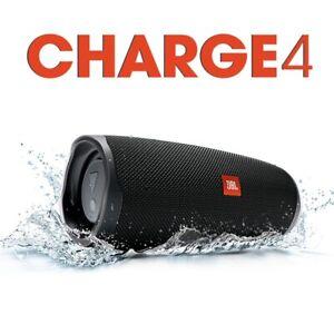 JBL Charge 4 New Bluetooth Speaker Waterproof Rechargeable Portable Wireless