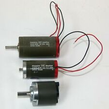 Two Maxon DC Motors and Gearbox