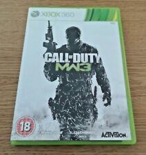 Call Of Duty COD Modern Warfare 3 MW3 Microsoft Xbox 360/One Game FREE POSTAGE