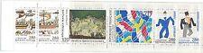 France SC2415a Booklet-SwedishBallet-VikingShips-Fr.&SwedishFlags etc. MNH 1004