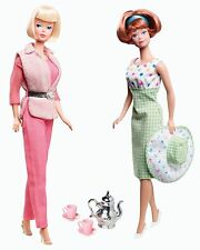Mattel Barbie & Midge 50th 50 Anniversary 2 Dolls Giftset