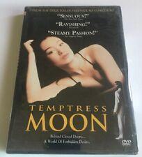 Temptress Moon (DVD) Miramax Widescreen Chen Kaige erotic movie BRAND NEW. OOP