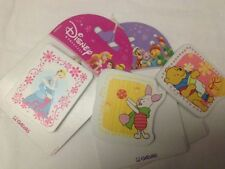 Disney 3 Pendenti Cenerentola, Winnie the Pooh, Pimpi - 6cm - x Albero Natale