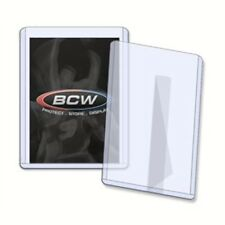 Trading Cards/Sports Cards 3 X 4 Topload Card Holder with Stand (lot of 10)
