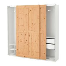 Ikea Pax Schiebetüren Holz