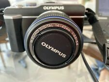 OLYMPUS E-PL1 with kit 14-42 mm lens