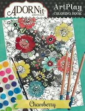 Adornit Coloring Book Chamberry
