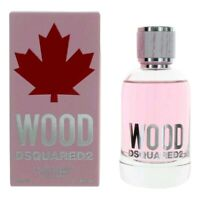 Wood Pour Femme by Dsquared2 3.4oz 100 ML Eau De Toilette Spray for Women Sealed