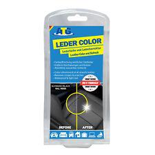 Pintar para interior en la piel negro 57ml interno coche renueva color ATG
