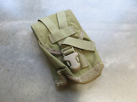Eagle Industries Tan Buckle MLCS Canteen/Nalgene Pouch #467 DEVGRU SEAL NSW