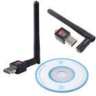 New Mini 150Mbps USB 802.11N/G/B WiFi Antenna Wireless Network LAN Card Adapter