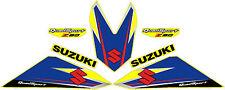SUZUKI LTZ 90  GRAPHIC / DECAL KIT FACTORY STYLE. YELLOW, WHITE OR BARBIE PINK