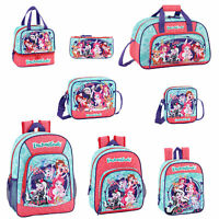 Enchantimals Fur Ever Backpack Travel Rucksack School Bag Lunch Bag Official