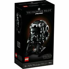 LEGO Star Wars TIE Fighter Pilot (75274) box has dents