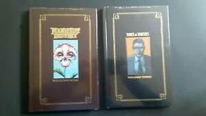 """IMAGE COMICS """"THIEF OF THIEVES/ MANIFEST DESTINY"""" HARDCOVER COMBO LOT!! SEALED!!"""