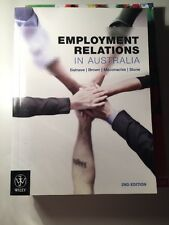Employment Relations in Australia by Nikola Balnave (Paperback, 2009) 2nd Editio