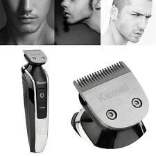 Kemei 5 in 1 Electric Beard Cutter 360 Degree Hair Clipper Trimmer Shaving F7